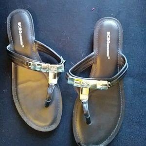 BCBGeneration sandals-sz 8B